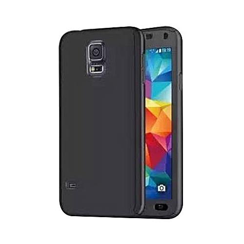 online store 37da4 ac4b5 Samsung s5 360 rubber case black