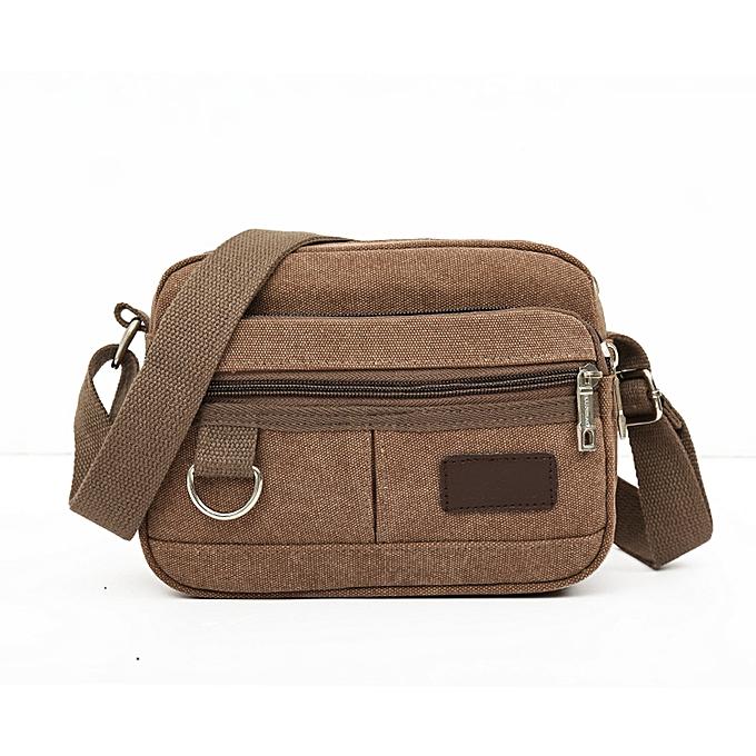 c250bffefd81 Men's Travel Bags Cool Canvas Bag Fashion Men Messenger Bags Shoulder Bags  CO