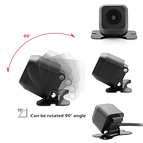 Exterior 170° Waterproof Car Front View Reverse Backup Reversing Parking Back Up Camera