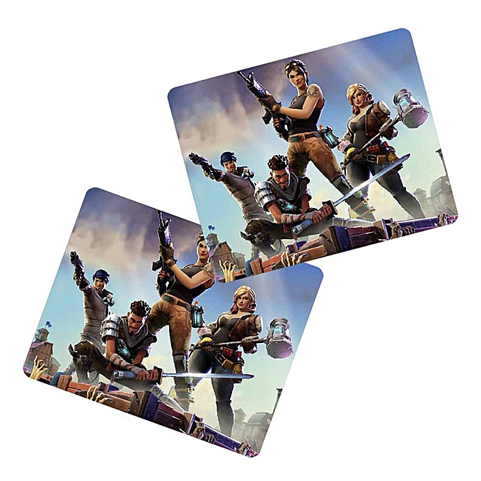Fortnite Game Dualshock Mouse Pad Game Mat 3rd Style