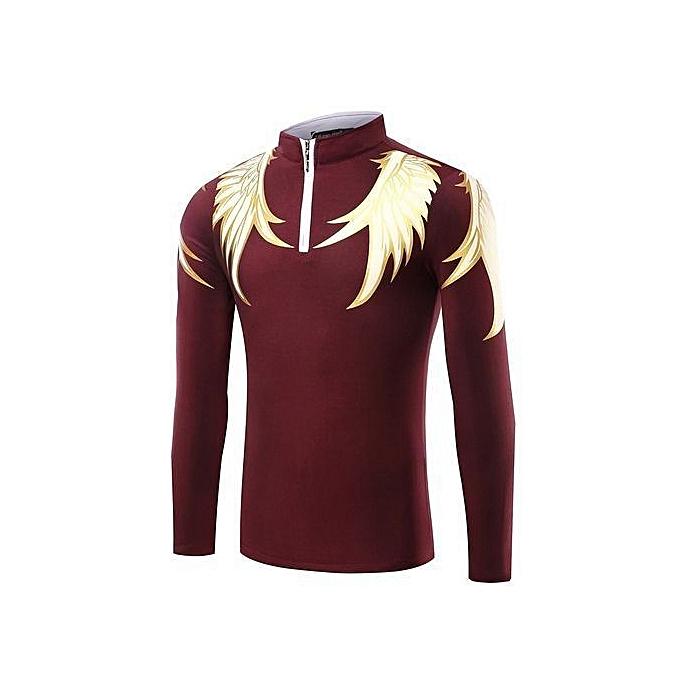 428f584b Refined High Quality Fashion Sports Goods New Clothing Collar POLO Shirt  Mens Long Sleeve T-