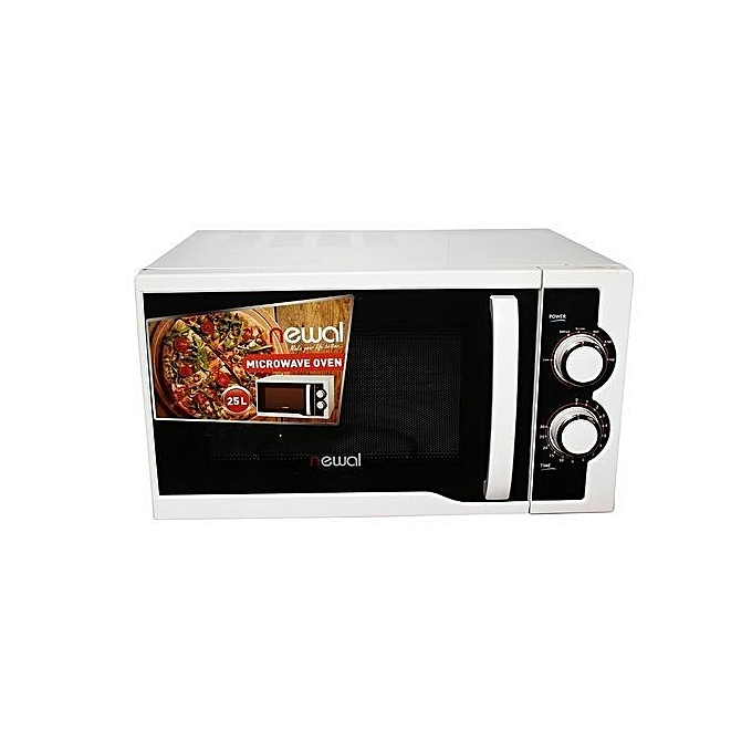 Newal Newal Nwl 264 Microwave Oven 25 Litres White