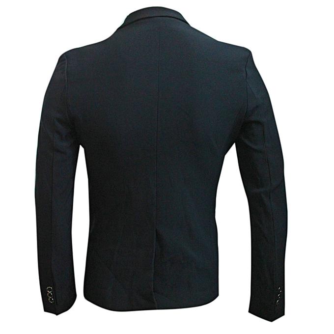 Blazers Jumia: Generic Long Sleeve Blazer - Black