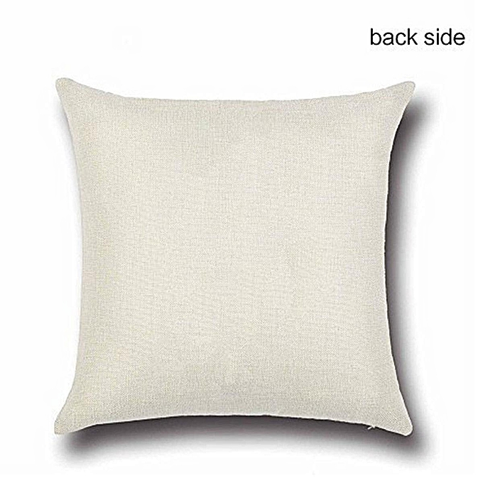 Christmas Xmas Linen Cushion Cover Throw Pillow Case Home: Buy Generic Christmas Xmas Linen Cushion Cover Throw
