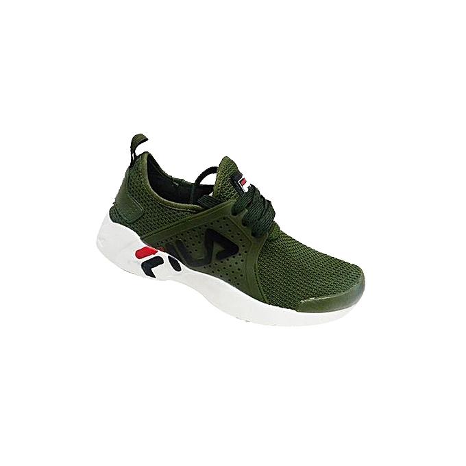 31fd93934da1 New Fila Men s Casual Sneakers - Green