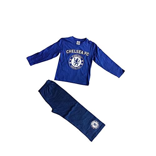 228ba17c7 Buy Generic Boys Chelsea Football Club long pajama set online | Jumia Uganda