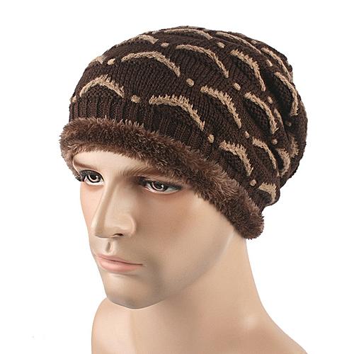 Buy Generic Winter Unisex Women Men Knit Ski Crochet Slouch Hat Cap
