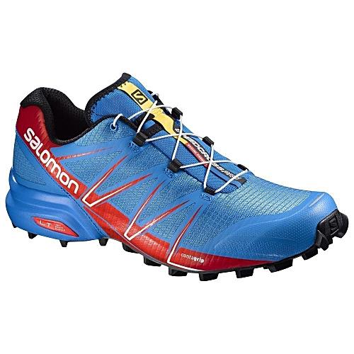 07ba8c3848c Generic Salomon Speedcross 3 GTX Trail Running Shoes - Blue,Red | Jumia  Uganda