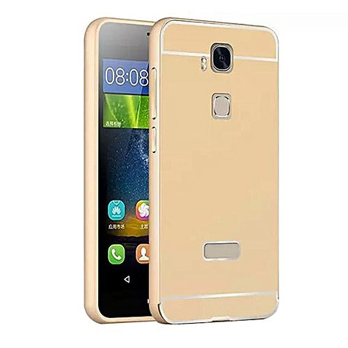 sports shoes c4146 11bfe Aluminium Luxury Metal Frame PC Back Case Cover For HUAWEI Honor 5X GD