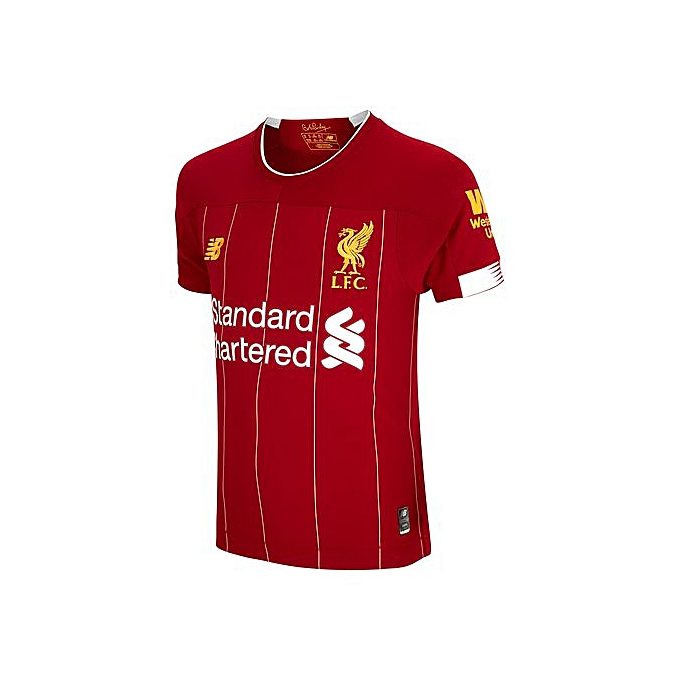 hot sale online 15a80 f1e73 Replica New Liverpool Home Kit 2019-20 - Red