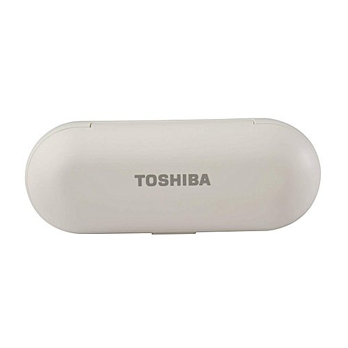 86f4a4fec48 Buy Toshiba Toshiba RZE-BT700E(W) - True Wireless Bt Earphone/ Earbuds for  Android and Iphone with charging pod - White online | Jumia Uganda