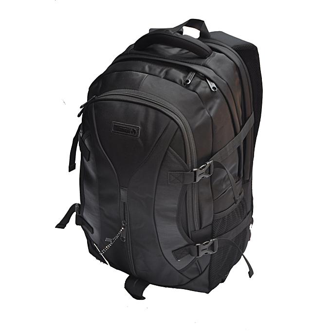 Generic Travel, Laptop And School Bag - Black   Jumia Uganda c67daadfaa