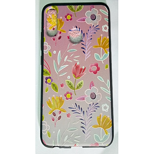 Tecno Camon 11 And Camon 11 Pro Floral Phone Back Cover -  Multi-Color/Colour may vary