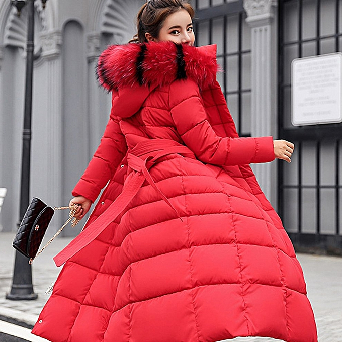 2fdf37ccb42 Buy FASHION Women's Winter Down Jacket Fashion Warm Cotton coat ...