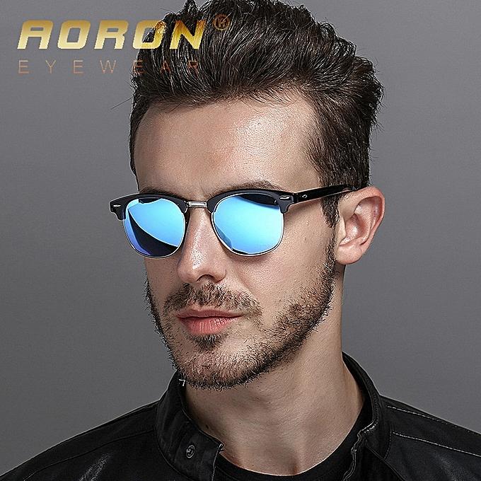 9f6f60248994 Classic Unisex Polarized Sunglasses Men Women Vintage Outdoor Square Mirror  Sun Glasses UV400 Rays Drive Eyewear