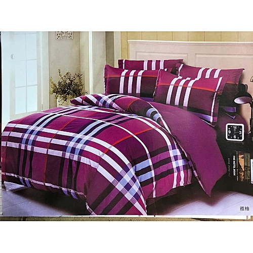 Sofa Sets In Uganda: Generic 6*6 Duvet Set With 1 Bedsheet & 2 Pillowcases