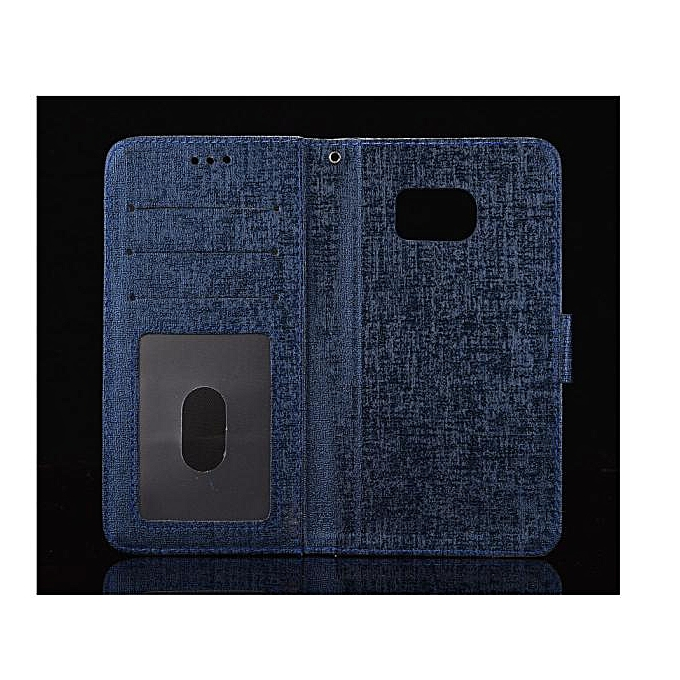 new concept 9e802 e9351 Hiamok Leather Cover Case Flip Wallet Cover For Samsung Galaxy S7 Edge NY