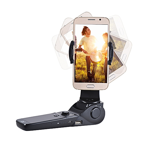 hohem D1 Handheld Gimbal Stabilizer Folding/ Charging Function/ Face  Tracking/ Panorama/ APP Control for iPhone 7plus 7 6s plus 6 5s 5 Android