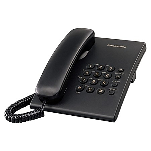 panasonic basic corded telephone ts500mx