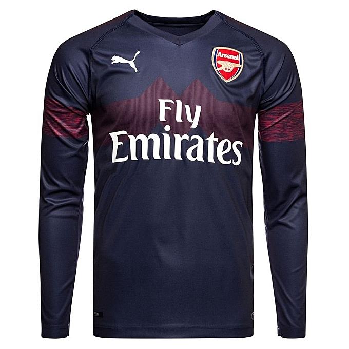 2db0af1a0 Generic Replica Arsenal FC 2018 19 away jersey