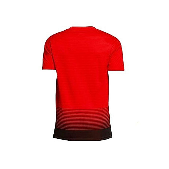 727cce71fe5 Generic Replica Manchester United Short Sleeve T-Shirt - Red