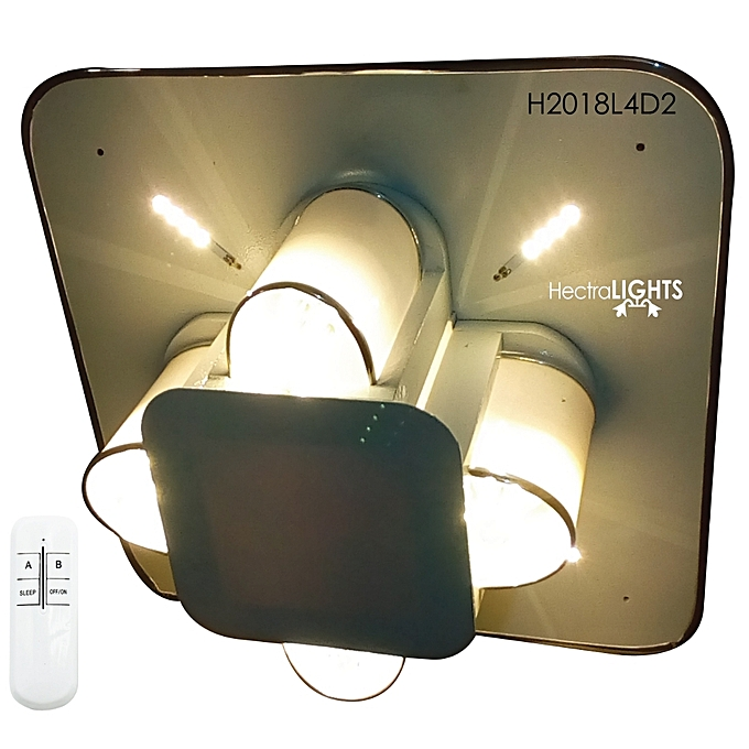 Wall Light Jumia: Generic H2018L4D2 Hectra Lights - White