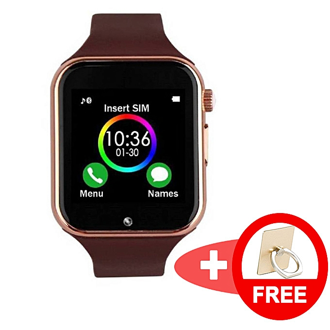 Buy Genuine Bundle Of An Advanced Touch Screen Smart Watch