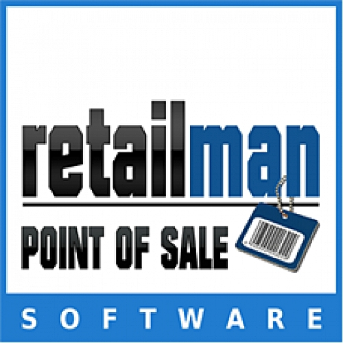 Point Of Sale Software - RetailMan POS Version 1 7 (includes ALL Accounting  Features with full Point Of Sale features