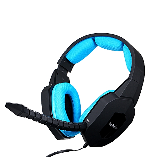 buy generic badasheng high-tech wired gaming headset for xbox one iphone  ps4 pc computer gamer with using of microsoft adaptor (bds-939p plus)  online