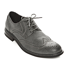 520ee91b7c Perry Ellis Men  039 s Welton Oxford - Grey