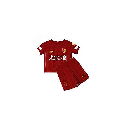 7321e22de87 Generic Replica Liverpool FC 2018 19 Kids Full Jersey
