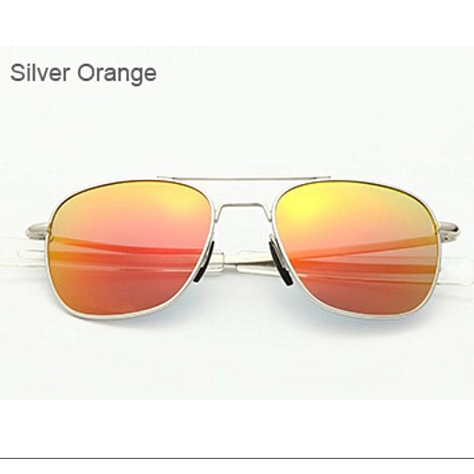 c789187e4 Men Classic Design Pilot Sunglasses Twin-Beams Coating Mirrored Sunglasses  Mens Glasses Eyewear A285-