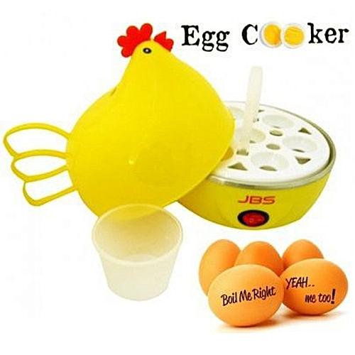Egg Boiler - Pink