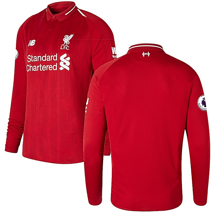 0d4bf557a Generic Replica Liverpool 2018 19 home Jersey