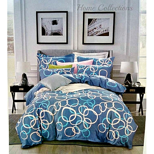 Sofa Sets In Uganda: Buy Home Fashion 6*6 Cotton Duvet Cover Set With A