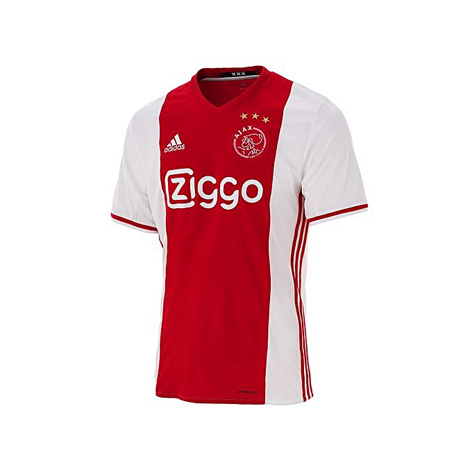 buy popular ad0a7 587b5 Replica New Ajax Home Kit 2019-20 - White,Red