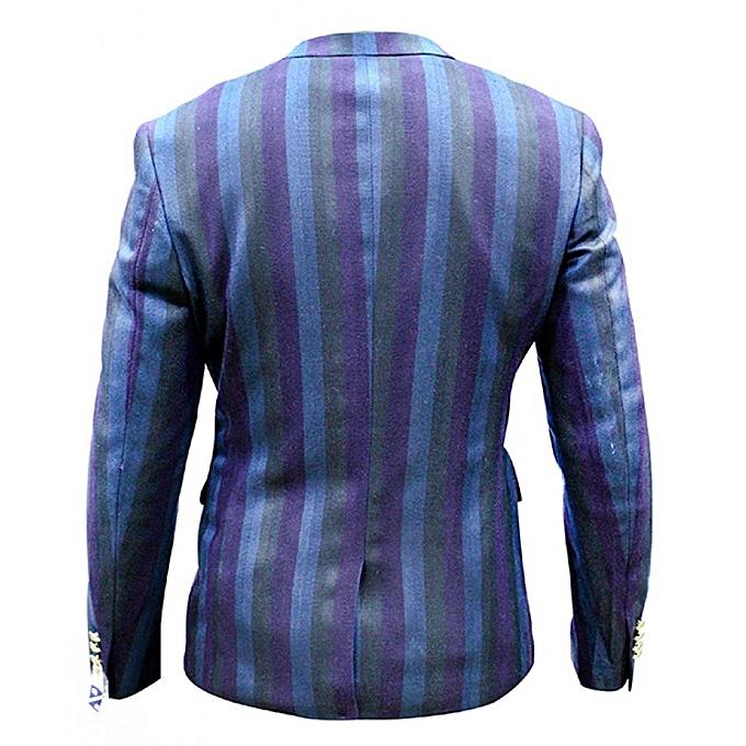 Blazers Jumia: Striped Casual And Work Men's Blazer