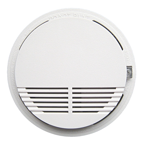 Ss-168 Smoke Alarm 3 Smoke Fire Detector Photoelectric Wireless  Battery-Operated Home Security Smoke Fire Alarm Sensor High Sensitivity