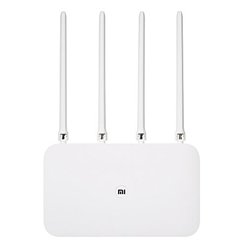 Xiaomi Mi Wifi Router 4 High-Speed Dual Band 2 4/5Ghz Gigabit Wireless  Router for Internet with Extra Long Range Xiaomi App Control Wireless Wifi
