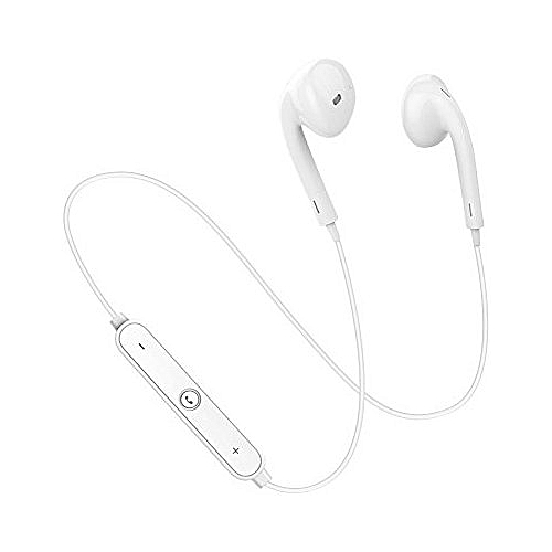 Bluetooth Earphones, Bluetooth 4 1 Headphones, Wireless Sports Headphones,  Noise Cancelling Headphones, Earbuds with Mic for iPhone X / 10 / 8 Plus /