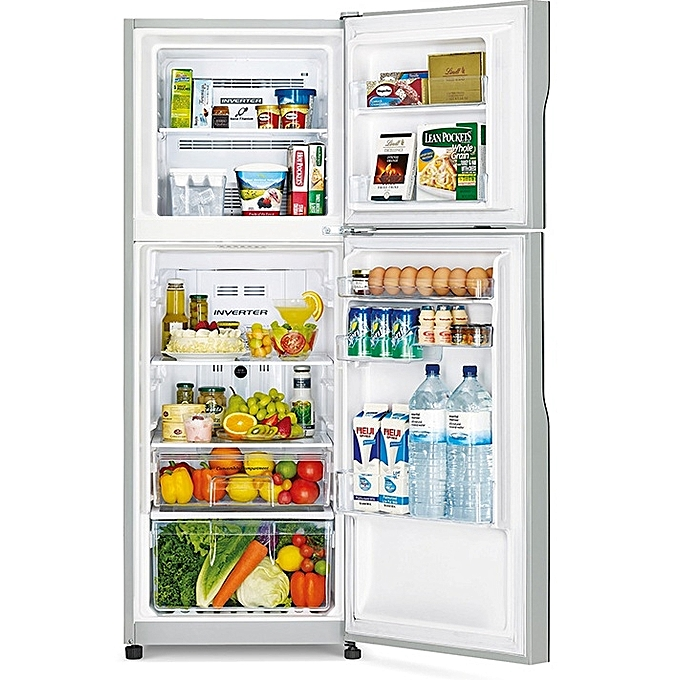 buy hitachi hitachi rh290 2 door refrigerator with. Black Bedroom Furniture Sets. Home Design Ideas