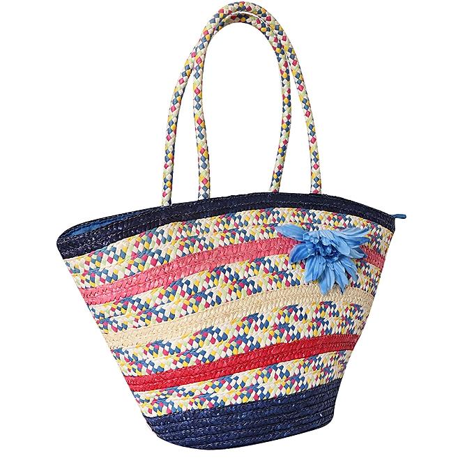 2dcc203f8d3 Women's Trendy Palm Beach Bag - Multi-Color