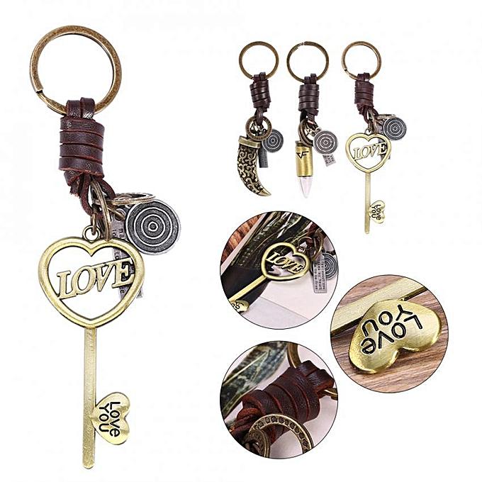 6e8a028db6 Key Chain Holder Ring Keychain Creative Alloy Keyring Bag Decoration Key