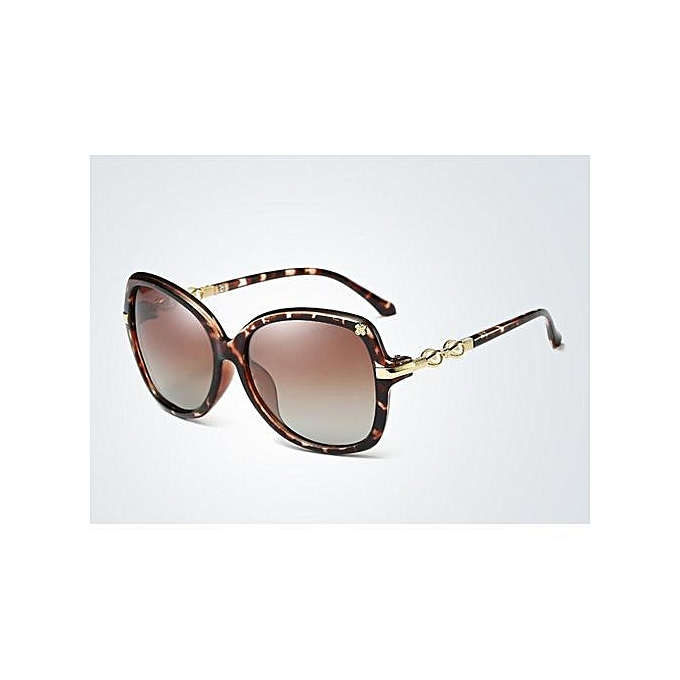 7d7f9f794311 ladies polarized sunglasses classic large glasses driving mirror-Leopard  print