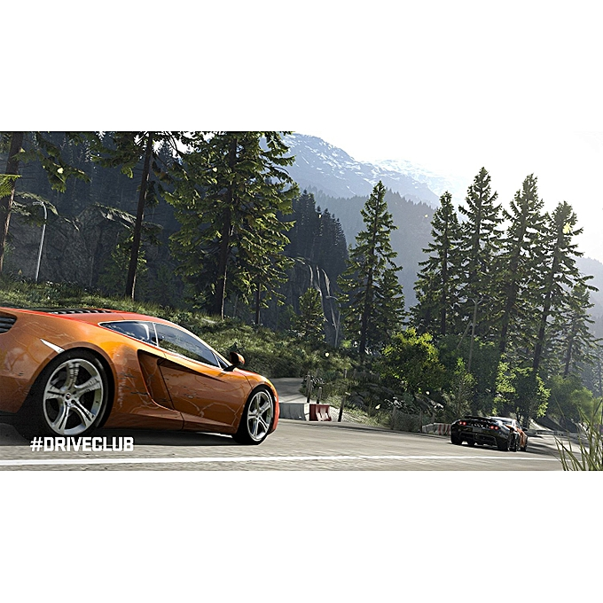 Drive club PS4 exclusive game
