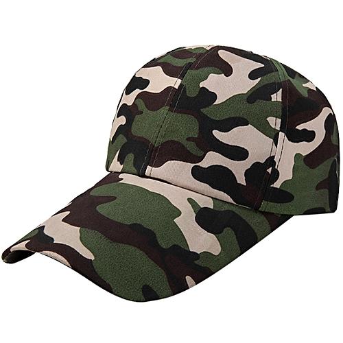 41497d9bb Buy Generic Men Classic Plain Adjustable Baseball Caps Work Casual Sports  Leisure Camouflage online | Jumia Uganda
