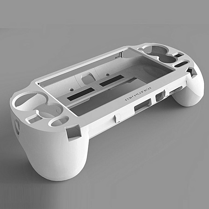 Gamepad Protective Case With L2 R2 Trigger For Sony PS Vita 1000 PSV1000  white