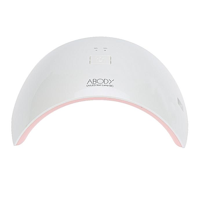 Tool Curing Fingernailamp; Nail Dryer Light Toenail Art Uk Pink Salon Plug Lamp Abody Painting Led Uv 24w White QxtdshrC