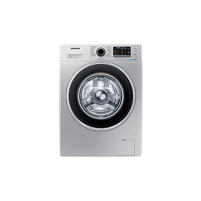 Samsung ww80j5260gs 8kg front load washing machine for Aaina beauty salon electronic city