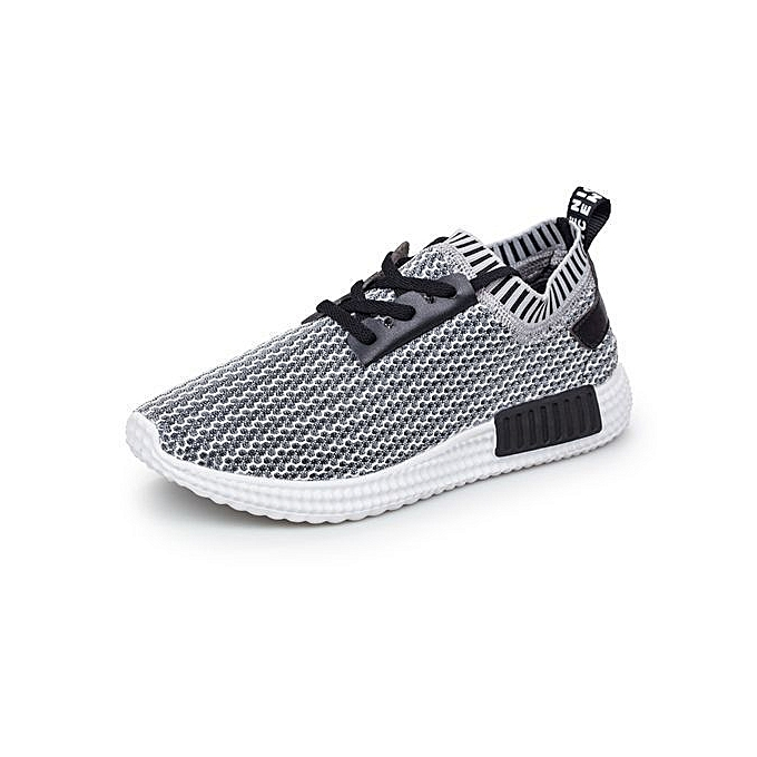 7edc7977205b Running Shoes For Women Men Breathable Sport Run Summer Super Light Outdoor  Athletic ShoesMen's Sneakers-grey